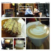 台北市美食 餐廳 咖啡、茶 咖啡館 Gimme 自家烘焙咖啡 照片