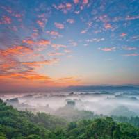 台南市休閒旅遊 景點 景點其他 二寮觀日亭 照片