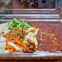 高雄市美食 餐廳 異國料理 南洋料理 五虎泰緬涼麵 照片