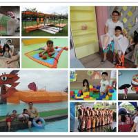 宜蘭縣休閒旅遊 運動休閒 水上活動 宜蘭冬山河親水公園(宜蘭國際童玩藝術節) 照片