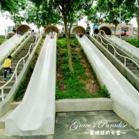 桃園市休閒旅遊 景點 公園 老街溪河川教育中心 照片