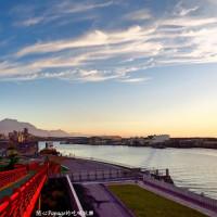 花蓮縣休閒旅遊 景點 景點其他 花蓮市花蓮港景觀橋 照片