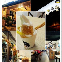台中市美食 餐廳 飲料、甜品 冰淇淋、優格店 Bee & milk 照片