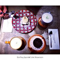 台北市美食 餐廳 咖啡、茶 咖啡館 CAFÉ SHOWROOM (富錦店) 照片