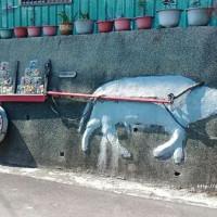 台南市休閒旅遊 景點 景點其他 台南關廟~北寮新光彩繪社區 照片