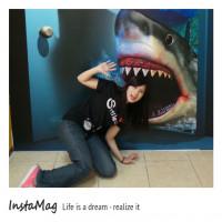 雲林縣休閒旅遊 景點 觀光工廠 大白鯊別咬我的頭~朝露魚舖觀光工廠 照片