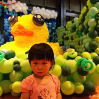 新竹市休閒旅遊 景點 展覽館 [展覽]國際創意造型氣球特展 照片