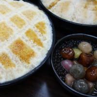台南市美食 餐廳 飲料、甜品 剉冰、豆花 東區焦糖煉乳包心粉圓 照片