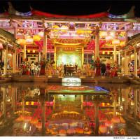 彰化縣休閒旅遊 景點 觀光工廠 台灣護聖宮 玻璃媽祖廟 照片