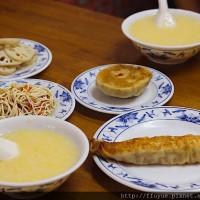 台北市美食 餐廳 中式料理 中華餡餅粥 照片