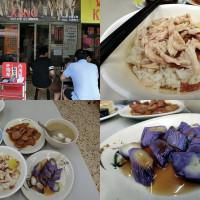嘉義市美食 餐廳 中式料理 小吃 劉里長火雞肉飯 照片