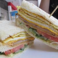 新北市美食 餐廳 速食 早餐速食店 碳之家炭火三明治 照片