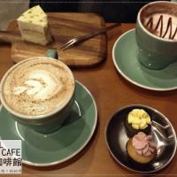 台北市美食 餐廳 咖啡、茶 咖啡館 Visual CAFE 目野咖啡館 照片