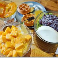 台中市美食 餐廳 飲料、甜品 剉冰、豆花 三時冰菓室 照片