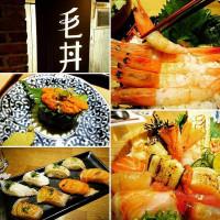 台南市美食 餐廳 異國料理 日式料理 毛丼 丼飯專賣店 照片
