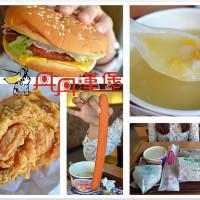 高雄市美食 餐廳 速食 漢堡、炸雞速食店 丹丹漢堡(仁武店) 照片