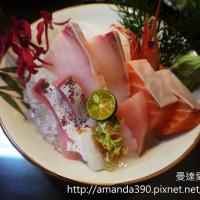 台南市美食 餐廳 異國料理 東洋日式定食 ● 超低溫生魚片 照片