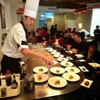 新竹縣美食 餐廳 異國料理 異國料理其他 上品苑鐵板燒 照片