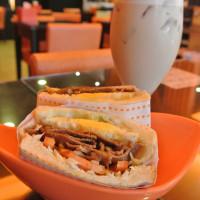 台中市美食 餐廳 速食 早餐速食店 初見火烤三明治 照片