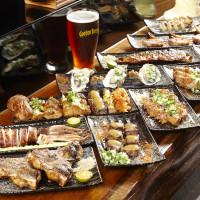台北市美食 餐廳 異國料理 日式料理 嚐私日式串燒 照片