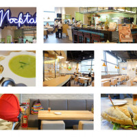 台北市美食 餐廳 咖啡、茶 咖啡館 瑪可緹 Mocktail Tea (ATT 4 FUN店) 照片