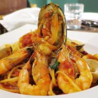 高雄市美食 餐廳 異國料理 義式料理 薄多義 BITE 2 EAT (文橫店) 照片