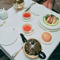 台北市美食 餐廳 中式料理 北平菜 TWG Tea Salon & Boutique 照片