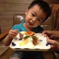 桃園市美食 餐廳 咖啡、茶 UZNA OMOM 杏桃鬆餅屋 (大江店) 照片