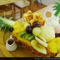 台北市美食 餐廳 飲料、甜品 飲料、甜品其他 Le Petit Waffle 蕾蓓蒂比利時鬆餅 照片