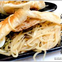 台中市美食 攤販 包類、餃類、餅類 海青王家燒餅台中店 照片