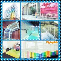 基隆市休閒旅遊 景點 觀光工廠 元璋玻璃科技館 照片