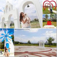 台北市休閒旅遊 景點 公園 古亭婚紗主題河濱公園 照片