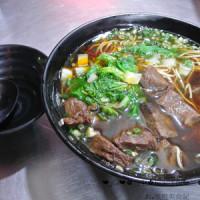 台中市美食 餐廳 中式料理 麵食點心 悅來牛肉麵 照片