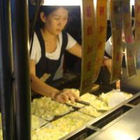 台北市美食 攤販 攤販其他 姜家大蛋餅 照片