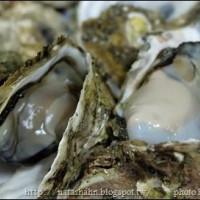 宜蘭縣美食 攤販 攤販燒烤 嘉朋炭烤澎湖牡蠣 照片