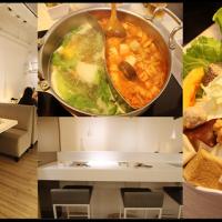 台北市美食 餐廳 火鍋 涮涮鍋 The SOUP 蔬店。手作鍋物 照片