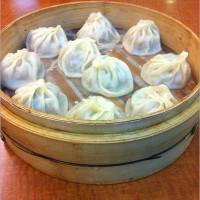 台北市美食 餐廳 中式料理 小吃 宜蘭正常湯包 照片