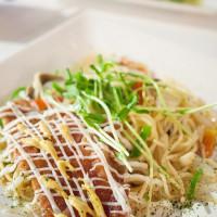 新北市美食 餐廳 異國料理 義式料理 花吃禮物餐廳 照片