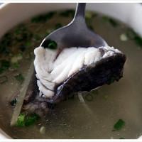 桃園市美食 餐廳 中式料理 熱炒、快炒 台南鮮魚湯 照片