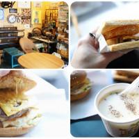 台中市美食 餐廳 速食 早餐速食店 老車食物所 照片