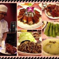 宜蘭縣美食 餐廳 中式料理 蘭城晶英酒店紅樓中餐廳櫻桃霸王鴨 照片