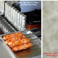 宜蘭縣美食 餐廳 餐廳燒烤 燒烤其他 玉田炭烤香腸 照片