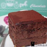 高雄市美食 餐廳 烘焙 蛋糕西點 奈瑪 Nama Chocolate Cake 照片