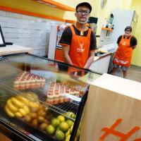 台中市美食 餐廳 飲料、甜品 荷瑪冰鑽繽果飲 照片