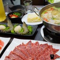 台中市美食 餐廳 火鍋 沙茶、石頭火鍋 昇鴻汕頭火鍋 照片