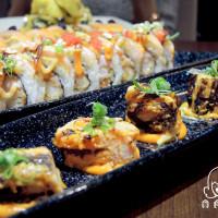 台北市美食 餐廳 異國料理 日式料理 德相N.C.I.S美式加州壽司 照片