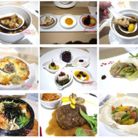 台北市美食 餐廳 素食 素食 品盛悅素軒-蔬食素食 照片
