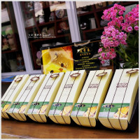 台南市美食 攤販 甜點、糕餅 馥貴春重乳酪蛋糕 照片
