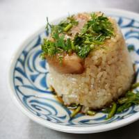 台中市美食 餐廳 中式料理 小吃 榮米糕 照片