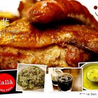 新北市美食 餐廳 異國料理 美式料理 Halla 照片